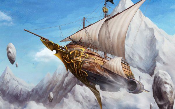 До чого сниться корабель (потопаючий, великий, на воді чи в небі) – тлумачення різних сонників в залежності від статі і дій уві сні